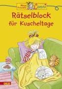 Cover-Bild zu Sörensen, Hanna: Rätselblock für Kuscheltage