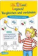 Cover-Bild zu Sörensen, Hanna: Conni Gelbe Reihe: Logisch! Vergleichen und verbinden