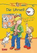 Cover-Bild zu Sörensen, Hanna: Conni Gelbe Reihe: Die Uhrzeit (eBook)