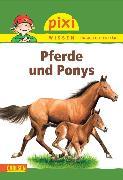 Cover-Bild zu Sörensen, Hanna: Pferde und Ponys (eBook)