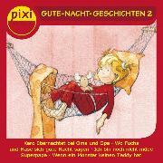Cover-Bild zu Sörensen, Hanna: Pixi Hören - Gute-Nacht-Geschichten 2 (Audio Download)