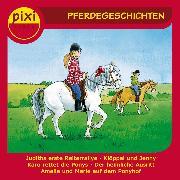 Cover-Bild zu Sörensen, Hanna: pixi HÖREN - Pferdegeschichten (Audio Download)
