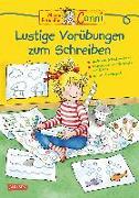 Cover-Bild zu Sörensen, Hanna: Lustige Vorübungen zum Schreiben