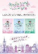 Cover-Bild zu Gier, Kerstin: Rubinrot - Saphirblau - Smaragdgrün (eBook)