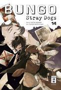 Cover-Bild zu Bungo Stray Dogs 14 von Asagiri, Kafka