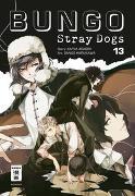 Cover-Bild zu Bungo Stray Dogs 13 von Asagiri, Kafka