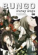 Cover-Bild zu Bungo Stray Dogs 06 von Asagiri, Kafka