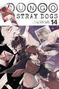 Cover-Bild zu Bungo Stray Dogs, Vol. 14 von Kafka Asagiri