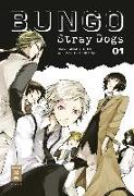 Cover-Bild zu Bungo Stray Dogs 01 von Harukawa, Sango