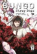 Cover-Bild zu Bungo Stray Dogs 16 von Asagiri, Kafka