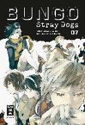 Cover-Bild zu Bungo Stray Dogs 07 von Asagiri, Kafka