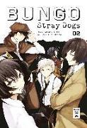 Cover-Bild zu Bungo Stray Dogs 02 von Asagiri, Kafka