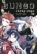 Cover-Bild zu Bungo Stray Dogs 11 von Asagiri, Kafka