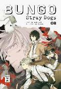 Cover-Bild zu Bungo Stray Dogs 08 von Asagiri, Kafka