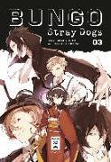 Cover-Bild zu Bungo Stray Dogs 03 von Asagiri, Kafka