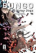 Cover-Bild zu Bungo Stray Dogs 15 von Asagiri, Kafka