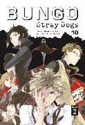 Cover-Bild zu Bungo Stray Dogs 10 von Asagiri, Kafka