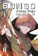 Cover-Bild zu Bungo Stray Dogs 17 von Asagiri, Kafka