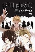 Cover-Bild zu Bungo Stray Dogs 05 von Asagiri, Kafka