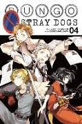 Cover-Bild zu Bungo Stray Dogs, Vol. 4 von Kafka Asagiri