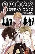 Cover-Bild zu Bungo Stray Dogs, Vol. 5 von Kafka Asagiri