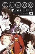 Cover-Bild zu Bungo Stray Dogs, Vol. 3 von Kafka Asagiri