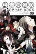 Cover-Bild zu Bungo Stray Dogs, Vol. 6 von Kafka Asagiri