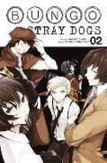 Cover-Bild zu Bungo Stray Dogs, Vol. 2 von Kafka Asagiri