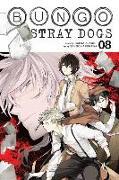 Cover-Bild zu Bungo Stray Dogs, Vol. 8 von Kafka Asagiri