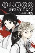 Cover-Bild zu Bungo Stray Dogs, Vol. 9 von Kafka Asagiri