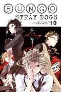 Cover-Bild zu Bungo Stray Dogs, Vol. 10 von Kafka Asagiri
