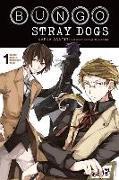 Cover-Bild zu Bungo Stray Dogs, Vol. 1 (light novel) von Kafka Asagiri