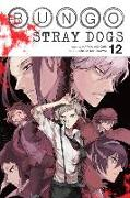Cover-Bild zu Bungo Stray Dogs, Vol. 12 von Kafka Asagiri