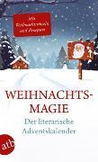 Cover-Bild zu Weihnachtsmagie - Der literarische Adventskalender