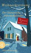 Cover-Bild zu Weihnachtsträume - Der literarische Adventskalender