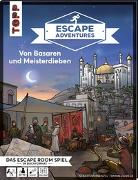 Cover-Bild zu Zimpfer, Simon: Escape Adventures - Von Basaren und Meisterdieben