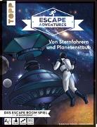 Cover-Bild zu Frenzel, Sebastian: Escape Adventures - Von Sternfahrern und Planetenstaub