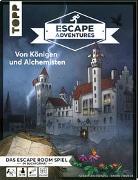 Cover-Bild zu Frenzel, Sebastian: Escape Adventures - Von Königen und Alchemisten