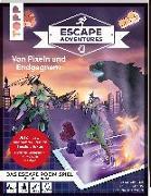 Cover-Bild zu Frenzel, Sebastian: Escape Adventures AR - Augmented Reality. Von Pixeln und Endgegnern