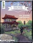Cover-Bild zu Zimpfer, Simon: Escape Adventures - Von Drachen und Samurai