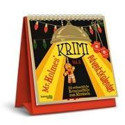 Cover-Bild zu Krömer, Philip: Mr. Holmes Krimi-Adventskalender 2