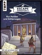 Cover-Bild zu Frenzel, Sebastian: Escape Adventures - Von Helden und Göttersagen