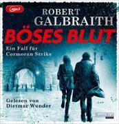 Cover-Bild zu Galbraith, Robert: Böses Blut
