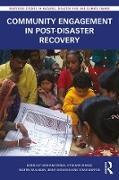 Cover-Bild zu Marsh, Graham (Hrsg.): Community Engagement in Post-Disaster Recovery (eBook)