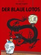 Cover-Bild zu Tim und Struppi, Band 4 von Hergé