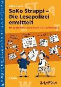 Cover-Bild zu SoKo Struppi - Die Lesepolizei ermittelt von Quandt, Sabine