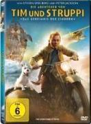 Cover-Bild zu Die Abenteuer von Tim und Struppi - Das Geheimnis von Jamie Bell (Schausp.)