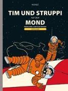 Cover-Bild zu Tim und Struppi: Doppelband Mondlandung von Hergé