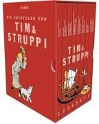 Cover-Bild zu Tim und Struppi: Tim und Struppi Kompaktschuber von Hergé