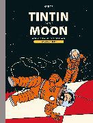 Cover-Bild zu Tintin Moon Bindup von Hergé
